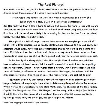 Introduction - Page 1 from Stars - The real pictures